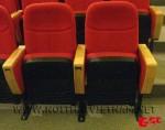 Dự án ghế hội trường Trường tiểu học và Trung học Hà Nội ACADEMY